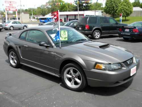 2002 ford mustang gt for sale goddard auto sales pekin il. Black Bedroom Furniture Sets. Home Design Ideas