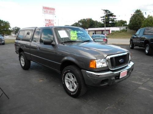 2004 ford ranger xlt ext cab 4x4 for sale goddard auto sales pekin il. Black Bedroom Furniture Sets. Home Design Ideas