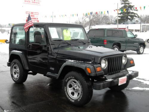 1999 jeep wrangler tj for sale goddard auto sales pekin il. Black Bedroom Furniture Sets. Home Design Ideas